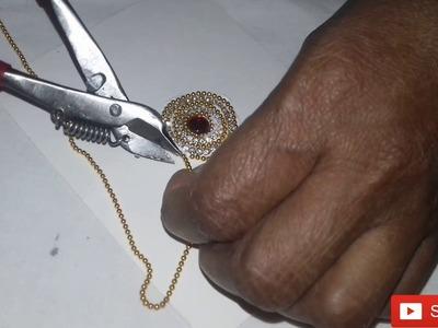 DIY: LATEST DESIGN OF ARMLET. VANKI. BAJUBANDH. BAHU BAND – SS ART CREATIONS