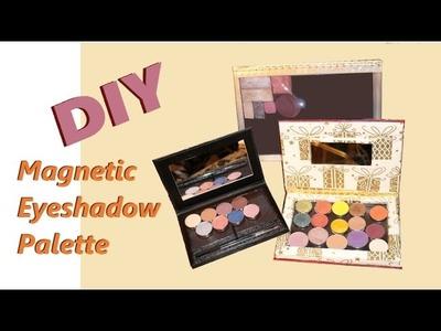 DIY: Magnetic Palette