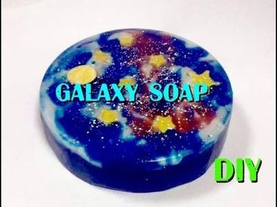 DIY: Мыло космос. Soap Galaxy. Мыловарение. Soap Making