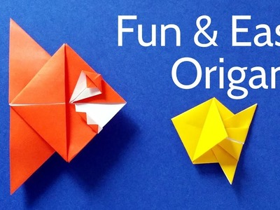 Fun and Easy Origami - Welcome to Origami Plus!