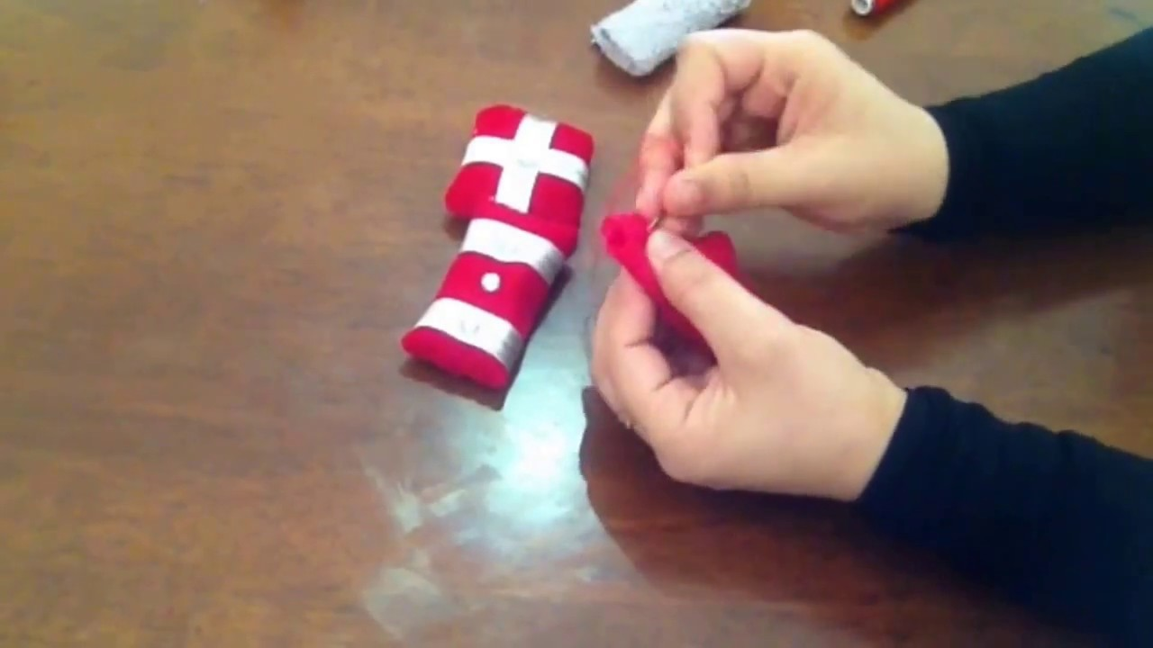 How to Make DIY Doll Bed from Old Clothes - Part 2