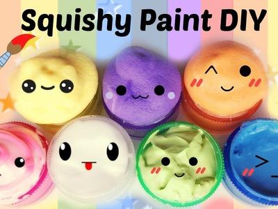 Hướng Dẫn Làm Màu Tô Squishy - Squishy Puffy Paint DIY (2 easy methods)