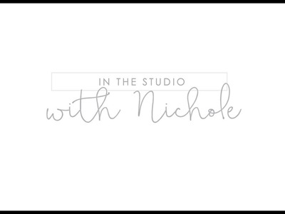 In the Studio with Nichole: Reinker Rainbow