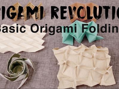 Origami Revolution : Basic Origami Folding