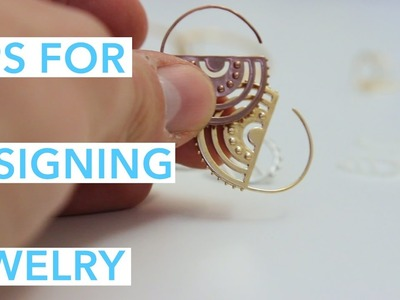 Tips For Designing and Prototyping Jewelry - Shapeways Tutorials