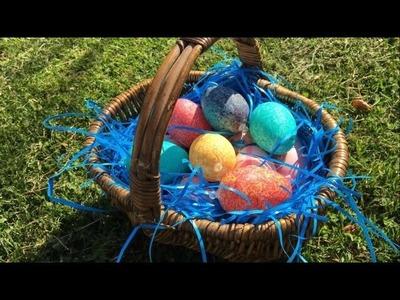 DIY Farbanje Jaja Rizom - Coloring Easter Eggs With Rice - Shake It