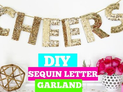Diy Party  Banner Garland (easy)