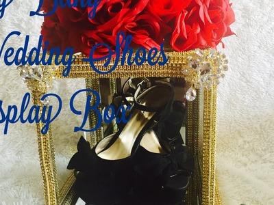 DIY Wedding Shoes ???????? Display Box. DIY Bride Series(part 5) Beauty and the Beast