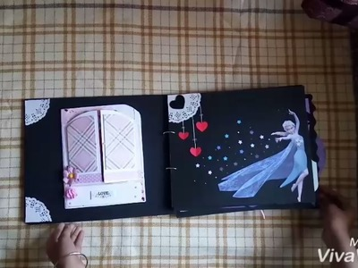 Scrapbook for girlfriend