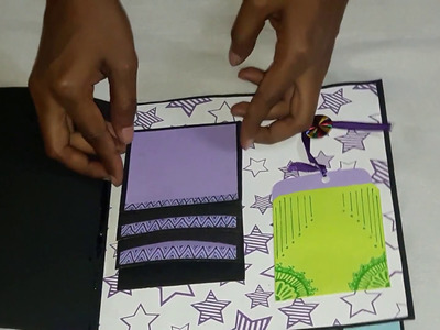 Simple and Sweet Scrapbook for bestfriend