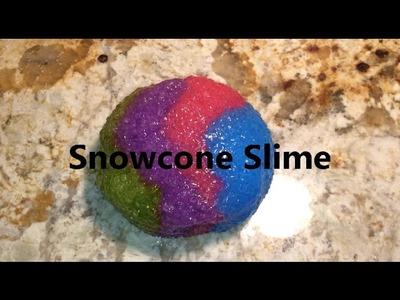 Snowcone Slime