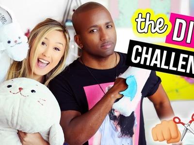 THE DIY CHALLENGE 7: LAURDIY vs. SWOOZIE