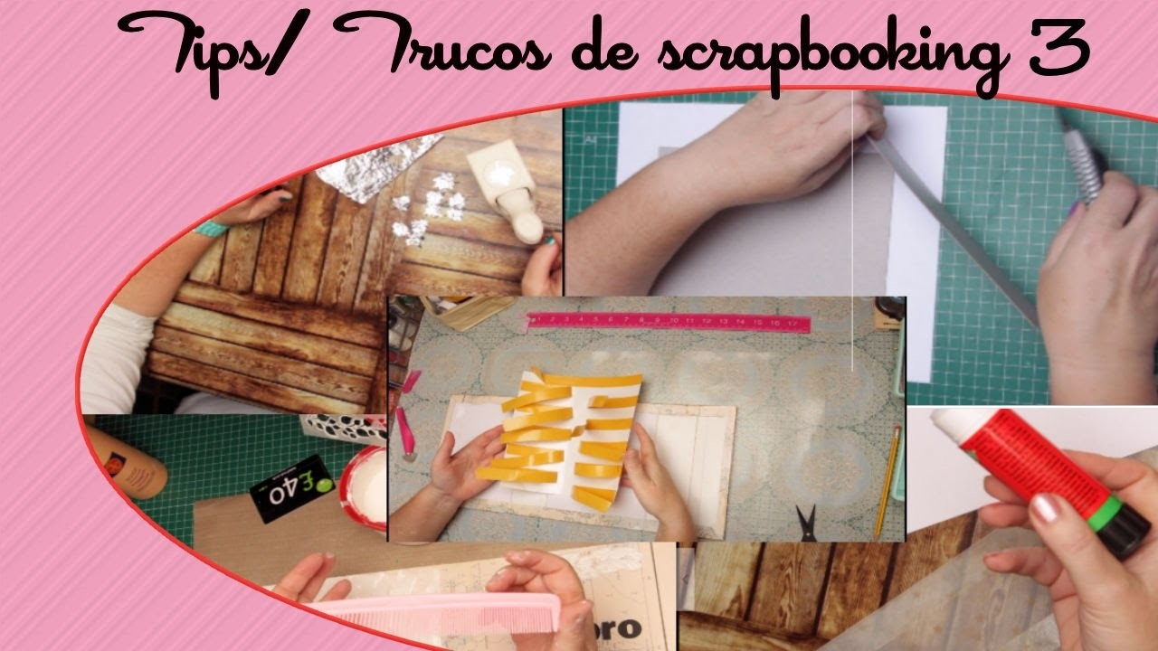 Trucos tips de scrapbooking 3