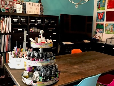 A Tour of my Craft Room
