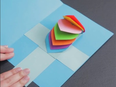 Bring a birthday card to life with this colourful craft