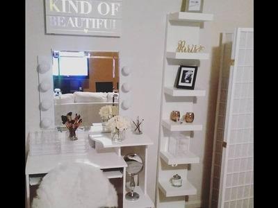 DIY Vanity On A Budget!
