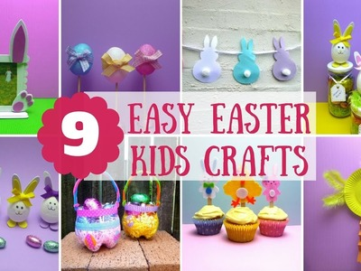 Easter Crafts - Easter Craft Ideas