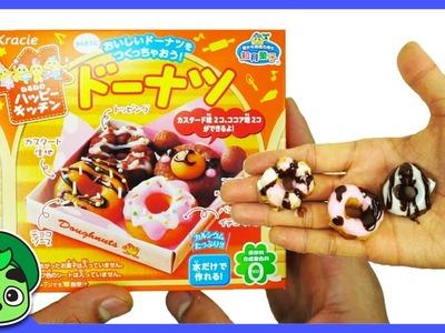 GUAVA JUICE JR DIY Donut Kit Food Colors Flavors Delicious Mini Japanese Kit!