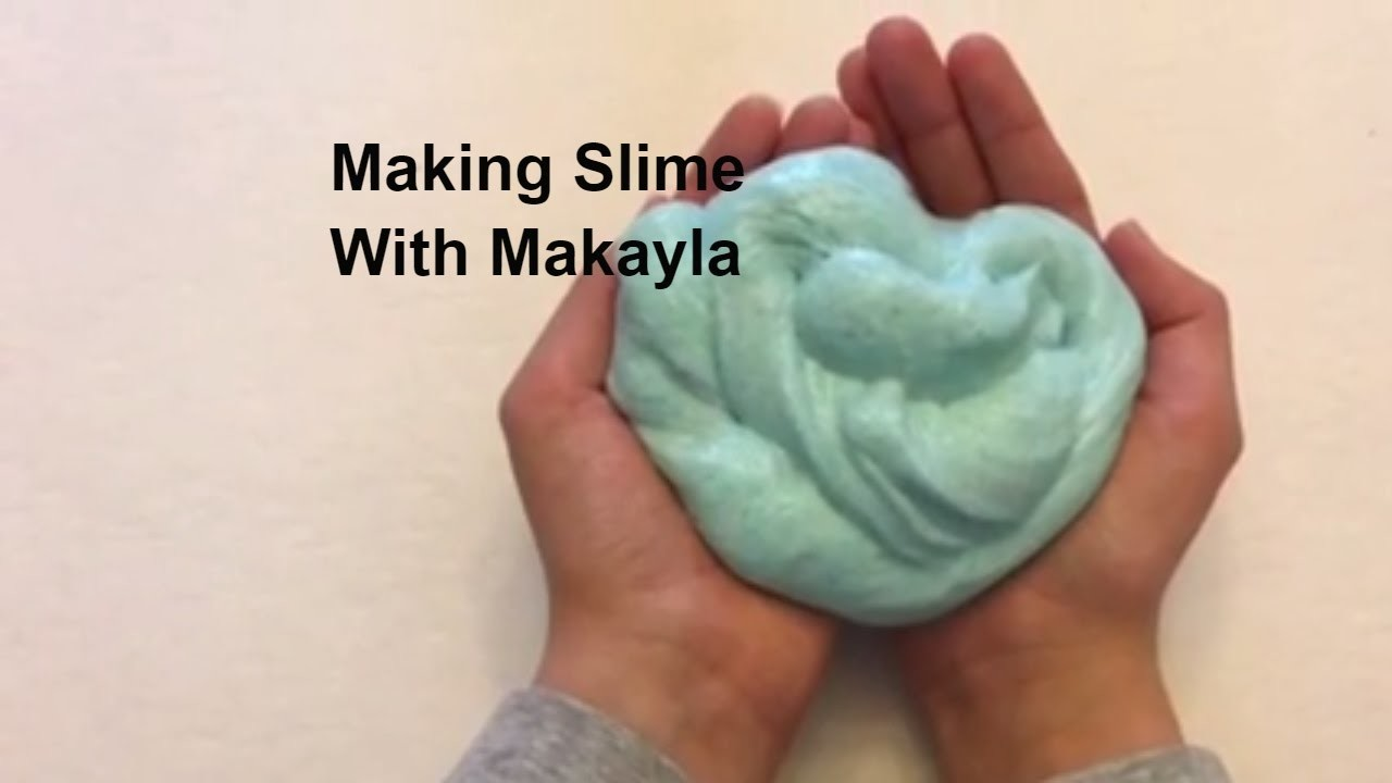 How To Make Slime With Glue Hand Lotion Soap And Borax