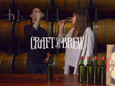 How to Make Wine | Craft a Brew
