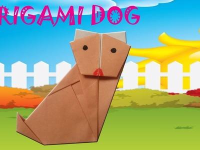 Origami Dog - Origami Easy