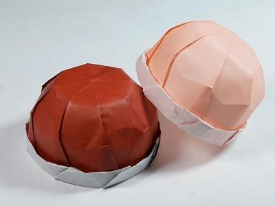Paper Hat - Origami Beanie Tutorial (Henry Pham)