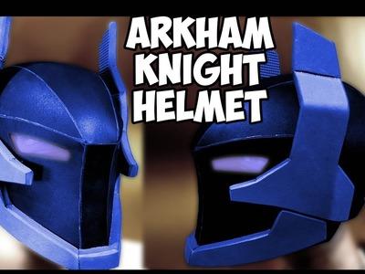 Arkham Knight Helmet Update How to DiY
