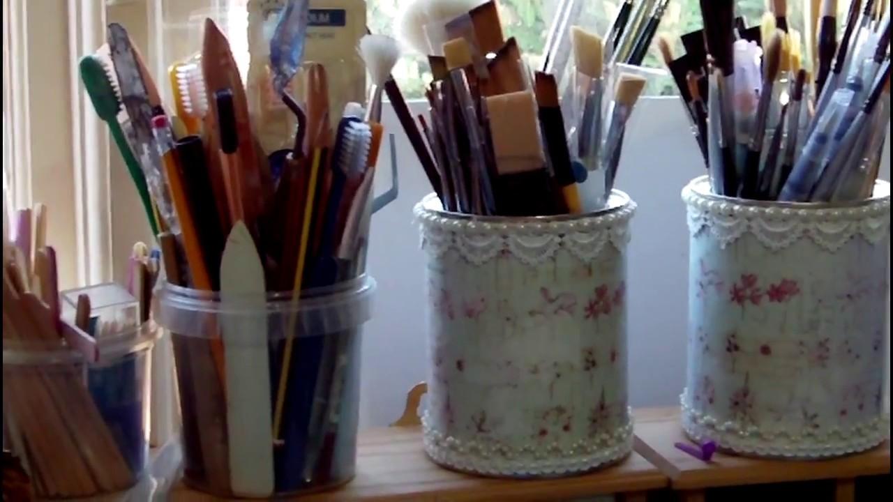 Craft Room Declutter & Organisation - Day 1, Part 1