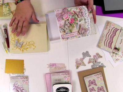 Crafters Companion - World Craft Week- Shabby Chic