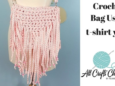 Crochet a Fun Summer Handbag