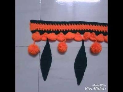Crochet toran pattern 5