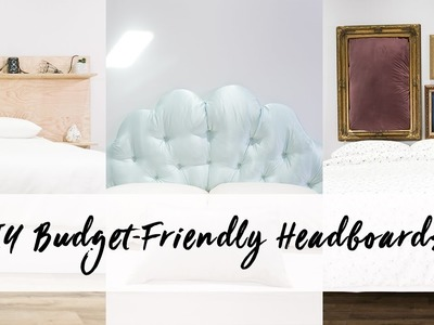 DIY Budget-Friendly Headboards for Every Design Style!