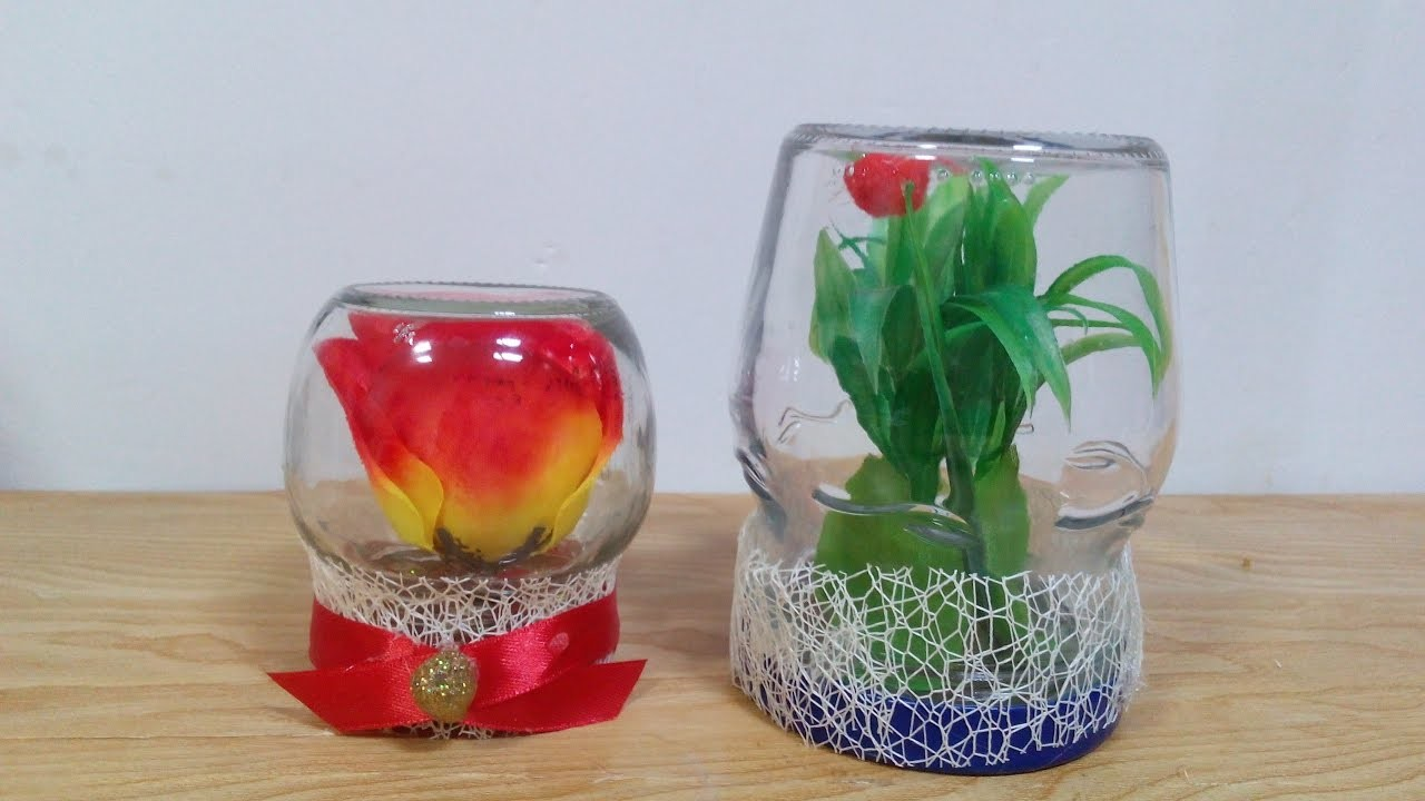 Diy crafts recycling ideas how to reuse mason jars for for Recycling ideas for home