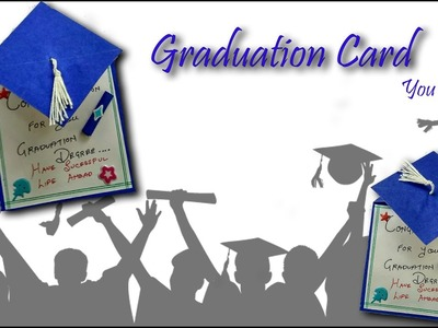 DIY-Graduation Cap Card | Fancy Fold Card by Artvilla