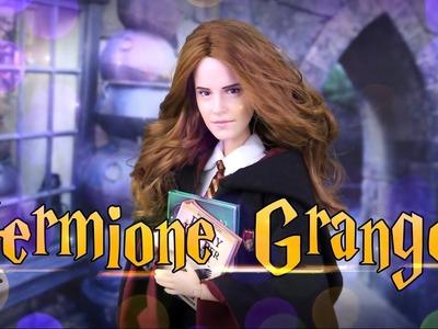 DIY - How to Make: Harry Potter Hermione Granger Custom Doll | Handmade Crafts | 4K