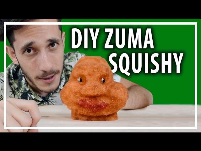 DIY Jacob Zuma Squishy. Stress Ball | Michael Cost