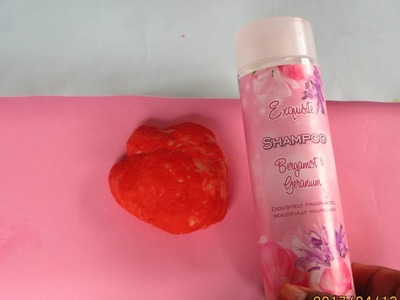 DIY SHAMPOO SLIME - WITHOUT BORAX, STARCH | EASY TUTORIAL|