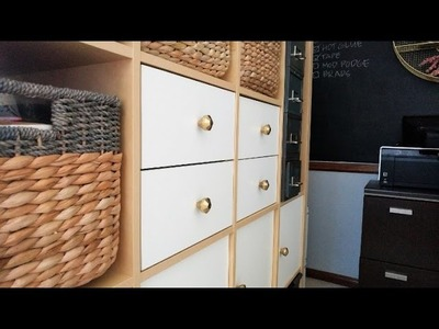 DIY Tip The Easiest Way to Spray Paint Knobs