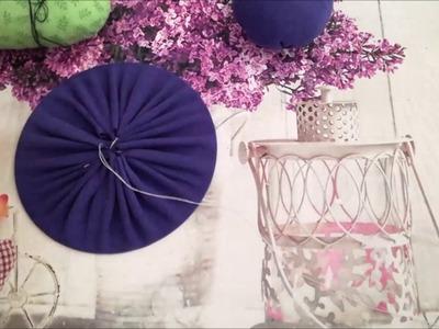 DIY | Tutorial HAT PINCUSHION - Tutorial puntaspilli a forma di cappello :3