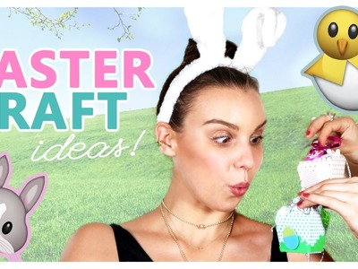 Easter Craft Ideas! (Collab With Deligracy!)