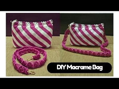 Full making of macrame bag in hindi | macrame Art |HD video