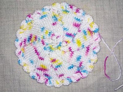 How to Crochet the Edges(Kroshia kinari)|Hindi