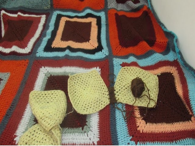 How to join two crochet squares in different ways [Hindi]