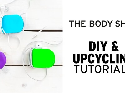 How To: Make a DIY Earphone Holder - The Body Shop