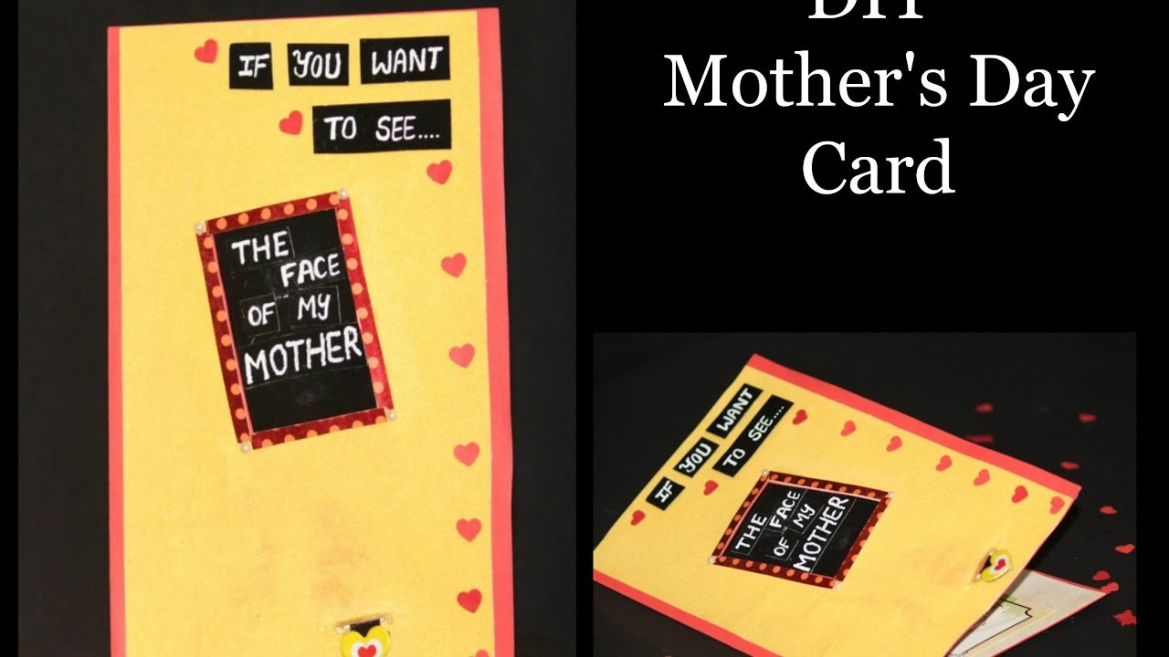 How To Make Mother's Day Card | DIY Tutorial | By Neet's Creations