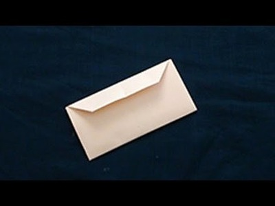 Paper Envelope Origami DIY Do it Yourself Video | Paper Arts and Crafts Videos For Kids