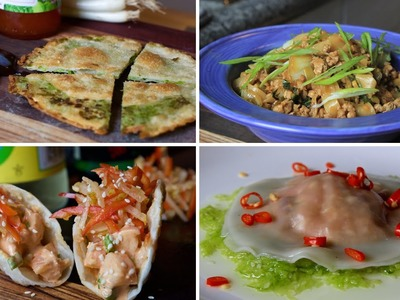 5 Creative Ways to Use Dumpling Wrappers