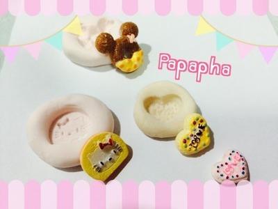 [by Papapha] - สอนทำ แม่พิมพ์ซิลิโคนยาง (silicone mold)
