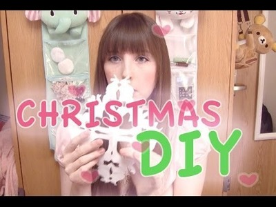 DIY Bunny Snowflake [Kawaii Christmas]