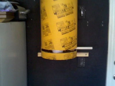 DIY Dog Food Dispenser